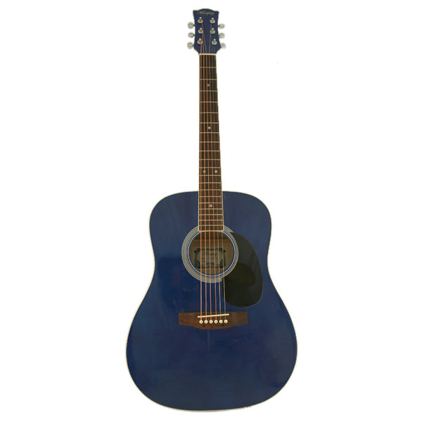 Marquez MD100 Full Size Steel String Acoustic Guitar - BLUE