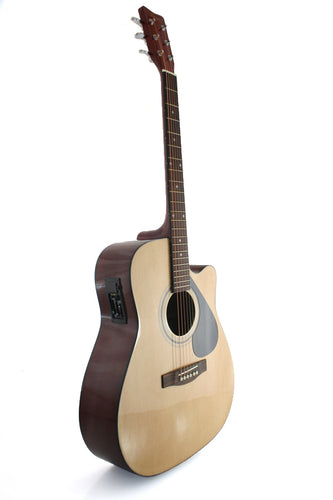Marquez MD200-SEC Solid Steel String Electric Acoustic Guitar