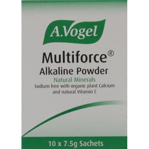 Multiforce Alkaline Powder Sachets 10 [A. Vogel]