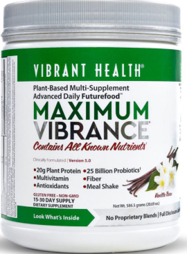 Maximum Vibrance 15-30 Day [Vibrant Health]