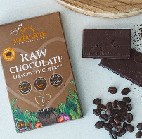 Organic Raw Chocolate Longevity Coffee 50g [Superfoods]