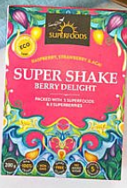 Super Shake Berry Delight 200g [Superfoods]