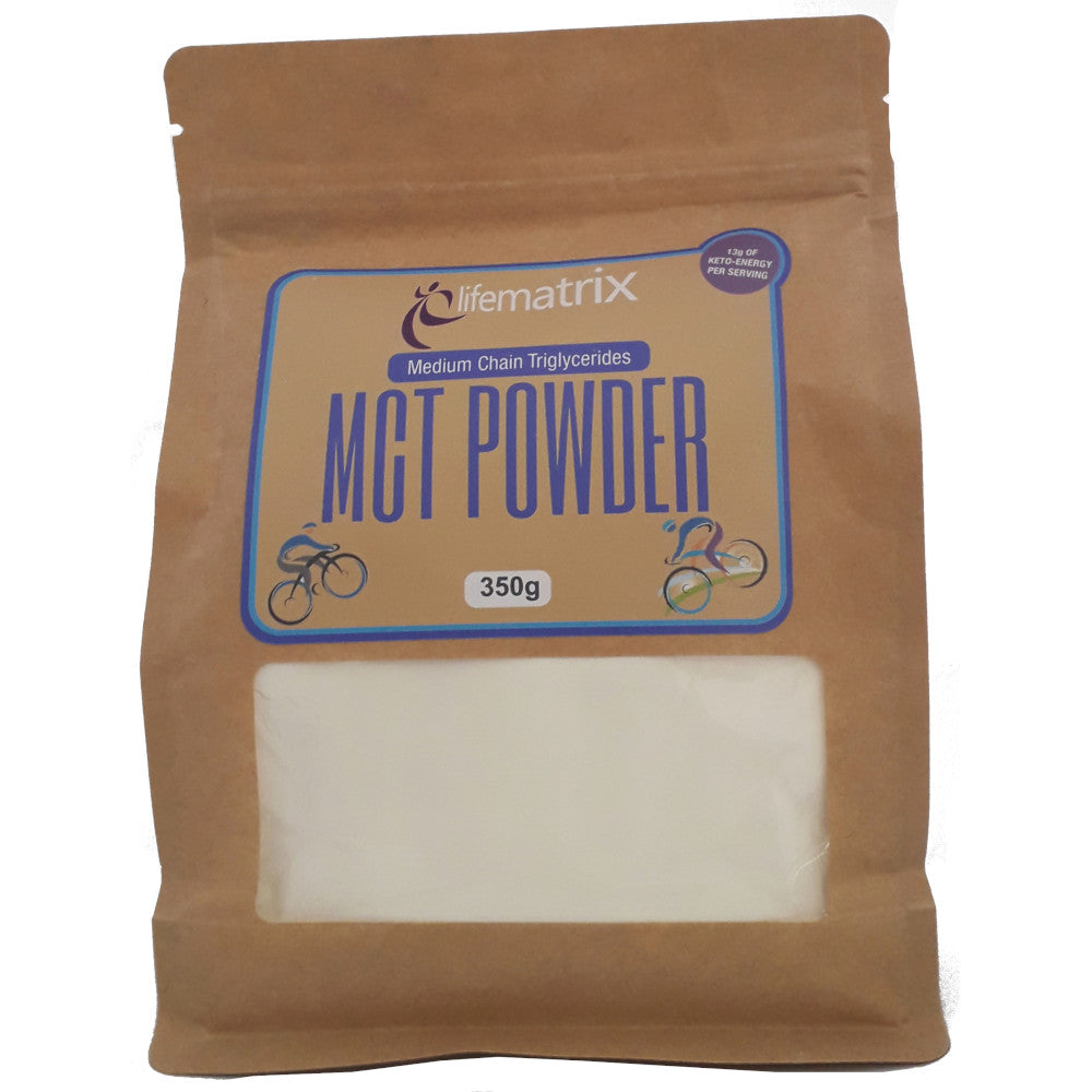 MCT Powder 350g [Lifematrix]