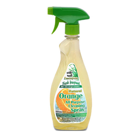 All Purpose Cleaning Spray [Natural Orange]