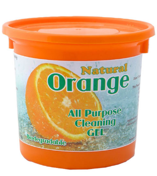 All Purpose Cleaning Gel 1 kg [Natural Orange]