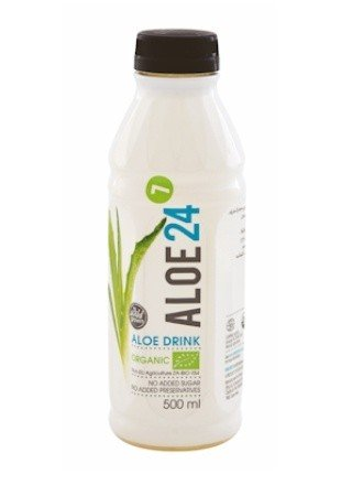 Organic Aloe 24/7 Drink 500ml [Totally Wild]
