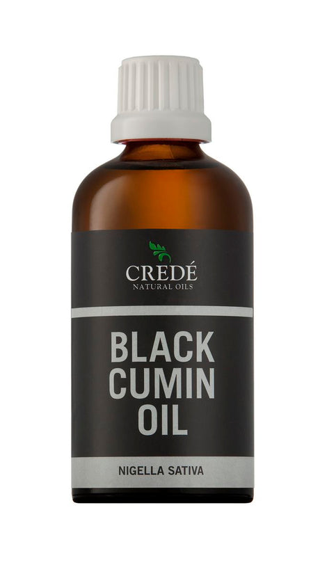 Black Cumin Oil 100ml [Crede]
