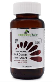 Black Cumin Seed Extract 30 Capsules [Centered Secrets]