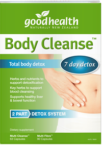 Body Cleanse Detox System [Good Health]