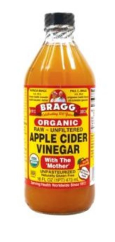 Apple Cider vinegar 437ml [Bragg]