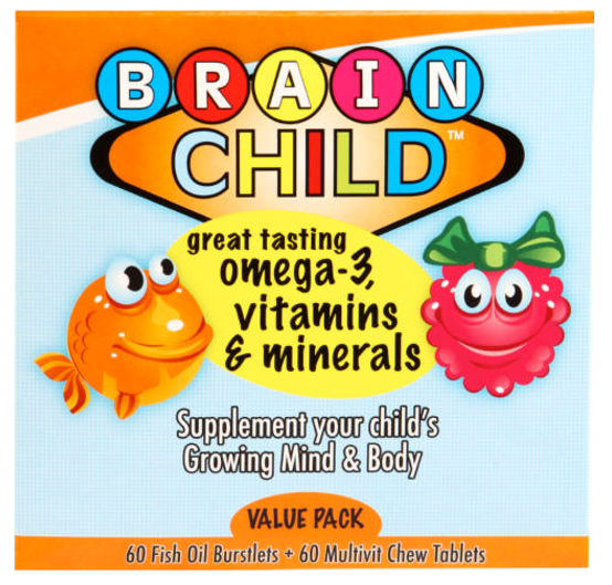 Multvit Chews [Brain Child]