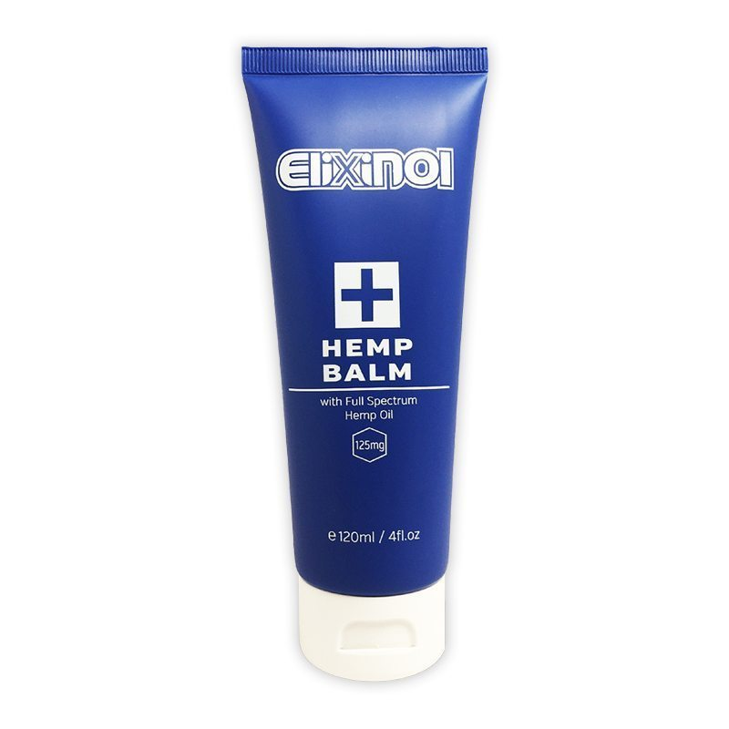CBD 125mg Hemp Balm 120ml [Elixinol]