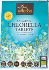 Organic Chlorella Tablets 100g [Superfoods]