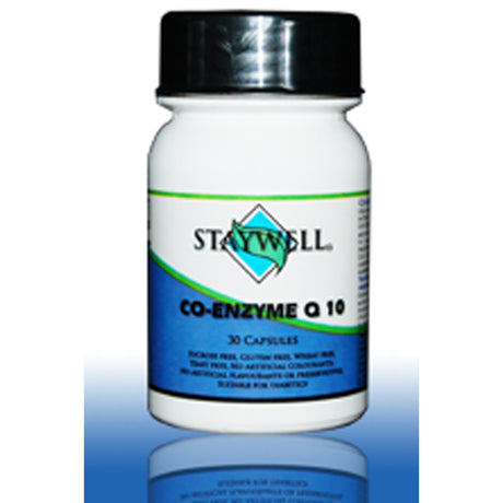 Co-Enzyme Q10 [Staywell]
