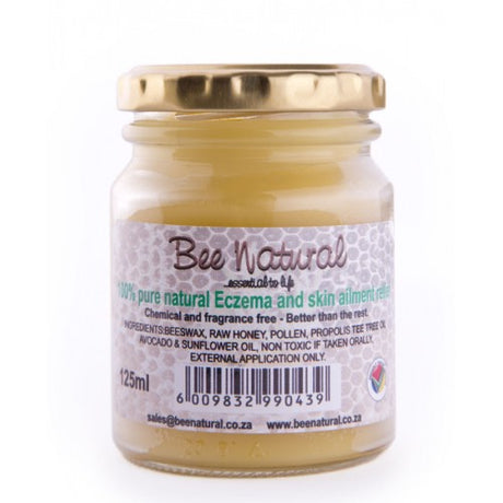 Eczema and Skin Relief 125ml [Bee Natural]