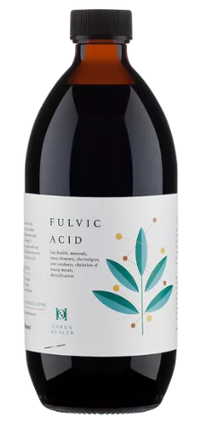 Fulvic Acid Liquid 500 ml [Oshun health]