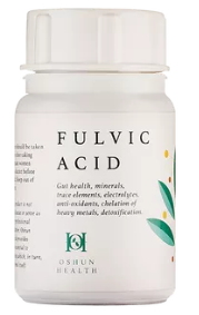 Fulvic Acid 90 Tablets [Oshun health]