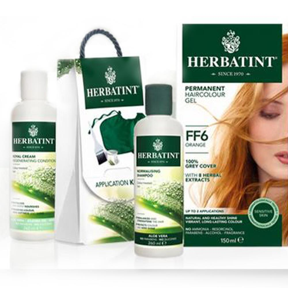 Herbatint 6C Dark Ash Blonde 120ml [Herbatint]