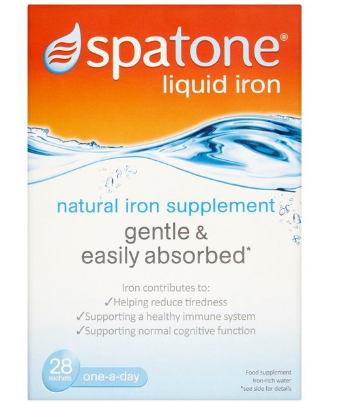 Spatone 100% Natural Iron Supplement 28 day [Spatone]