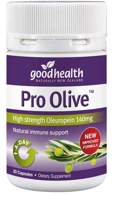 Pro Olive High Strength 30caps [Good Health]