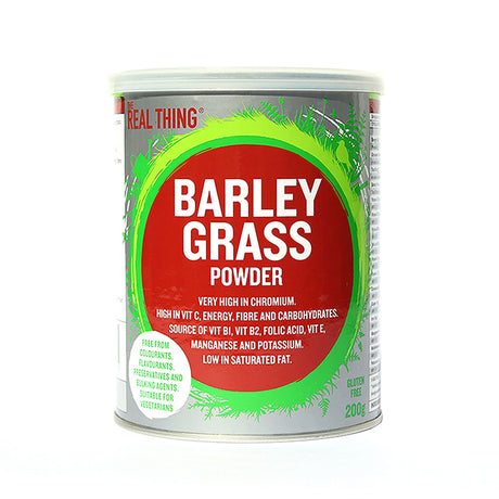Barley Grass 200g [The Real Thing]