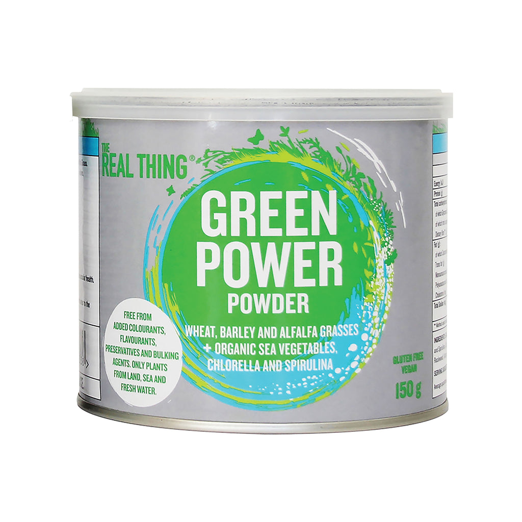 Green Power Powder 150g [The Real Thing]