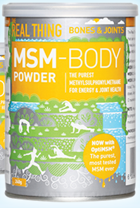 MSM Powder 240g [The Real Thing]