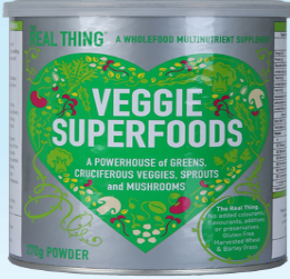 Veggie Superfoods - Powder [The Real Thing]