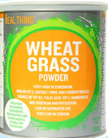 Wheat Grass 200g [The Real Thing]