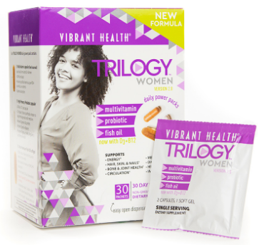 Trilogy Women Power Packs 30sachets [Vibrant Health]