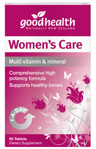 Women's Care 60 Tablets [Good Health]