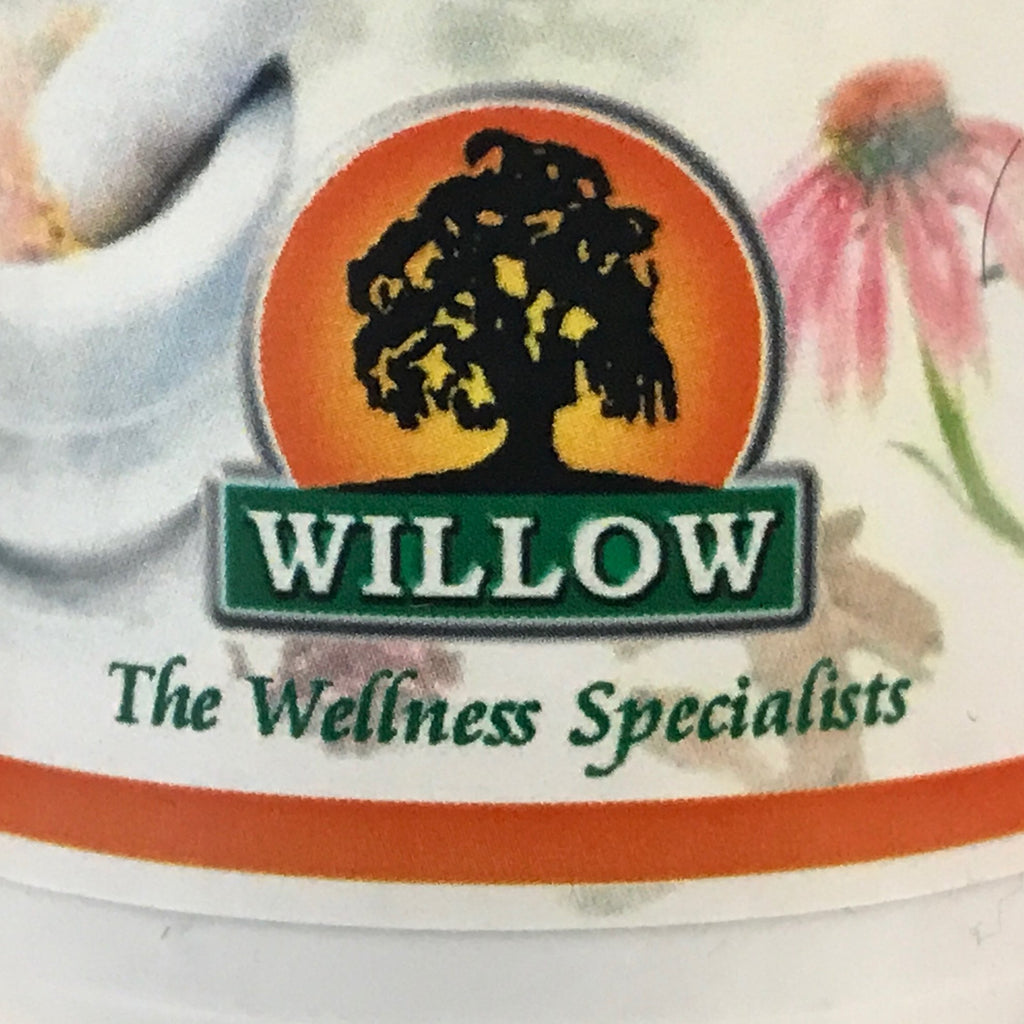 Calcium Ascorbate 100caps [Willow]