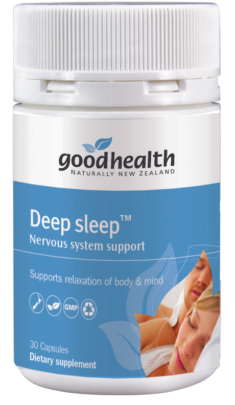 Deep Sleep 30 caps [Good Health]