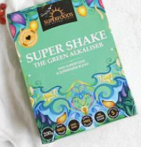 Super Shake Green Alkaliser 200g [Superfoods]