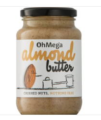Almond Butter 400g [Crede]