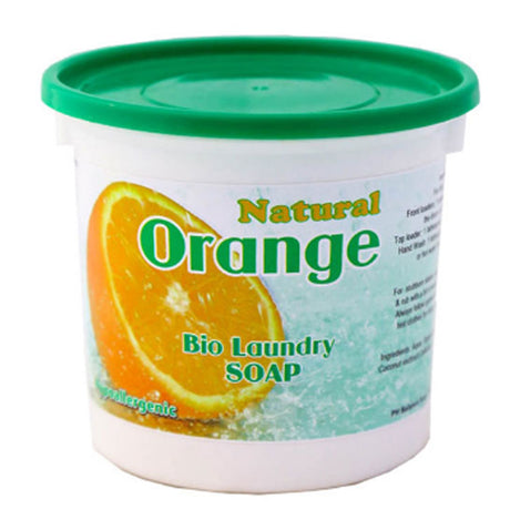 Bio Laundry Soap [Natural Orange]