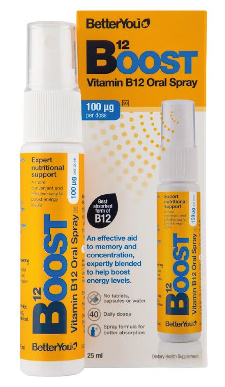Boost12 Oral Spray [Coyne Health]