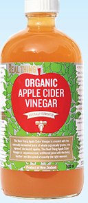 Apple Cider Vinegar 500ml [The Real thing]