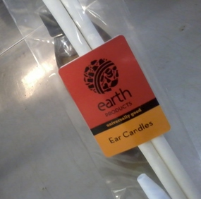 Ear Candles (set of 2) [Earth Products]