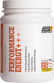 Performance Energy Grape 750g [Supplements SA]