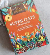 Super Oats Chocolate 200g [Superfoods]