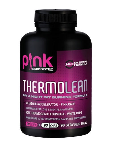 Pink Thermolean 120 Capsules [Supplements SA]
