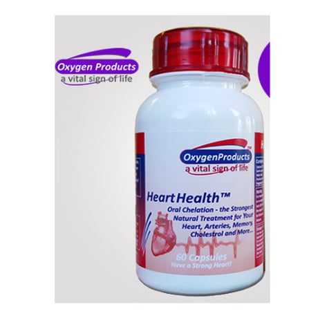 Heart Health 60caps [Oxygen Therapy]