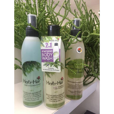 Shampoo 250ml [Herb-Hair]