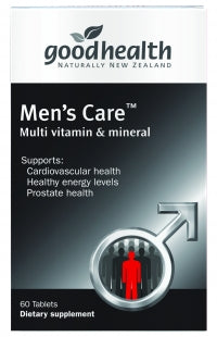 Men's Care 30 tabs [Good Health]