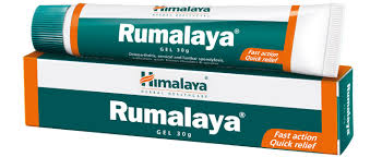 Rumalaya Gel 30g [Himalaya Herbals]TEMPORARILY OUT OF STOCK