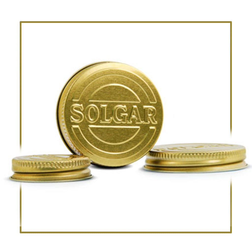 Potassium Gluconate 100 Tablets [Solgar]