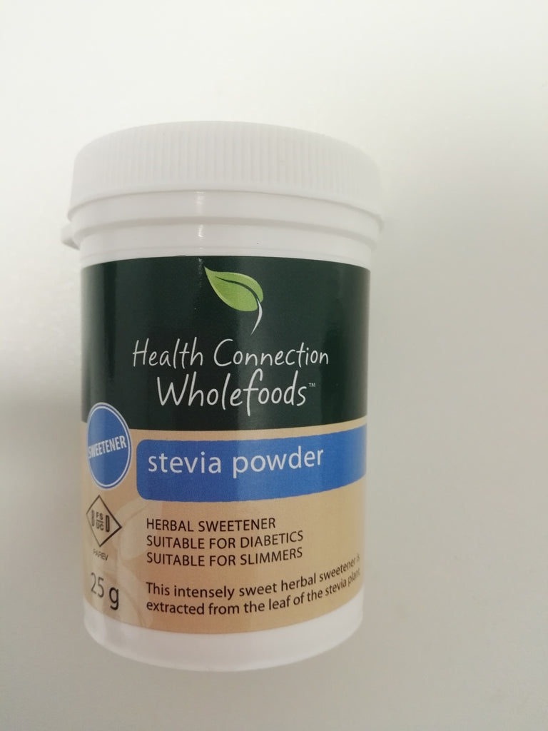 Stevia Powder 25g [Health Connection]