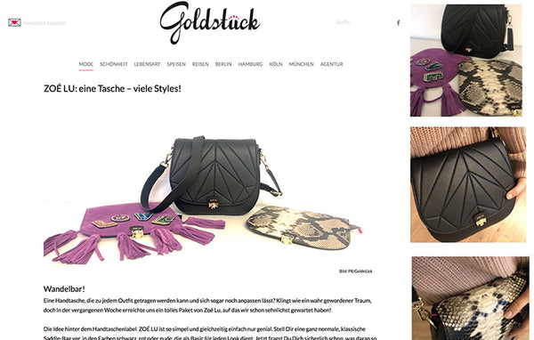 Goldstück April 2019