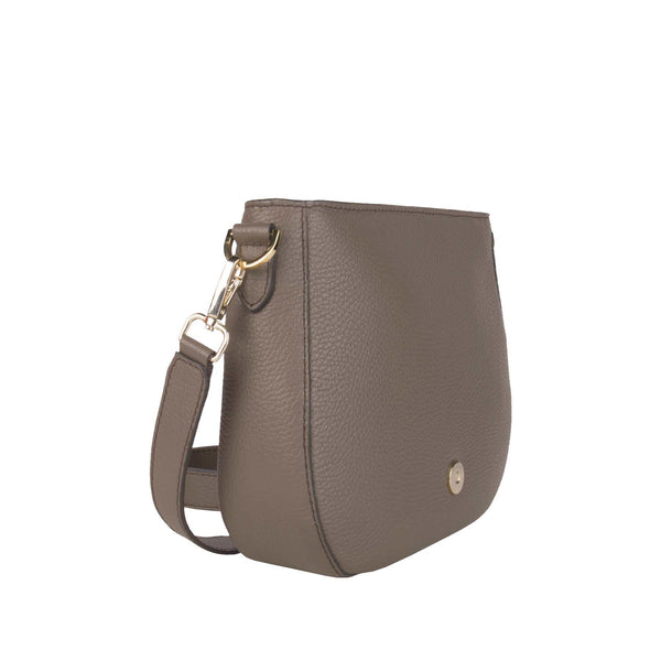 Best Buddy Bag Body, colour taupe, Dreiviertelansicht